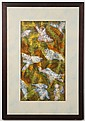 MICHAEL CLOUGH (1948- , WA) OIL PAINTING ON CANVAS - Signed, titled, and with
