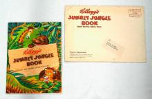 Kellogg's Jumbly Jungle Book With Envelope