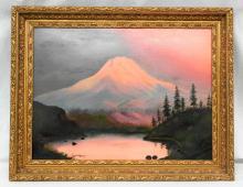 Eliza Barchus Painting