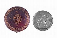 Portuguese silver medal.
