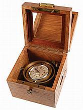 Longines marine chronometer extra thin model, Nbr. 4765961.