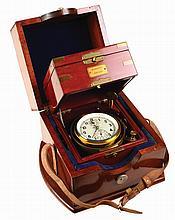 Russian marine chronometer.Nbr. 13444.