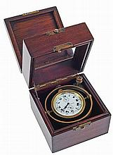 American marine chronometer, Elgin National Watch co. 21869256 from 1919.