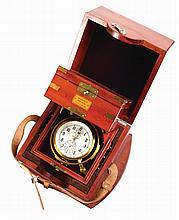 Russian marine chronometer, Nbr. 13854.