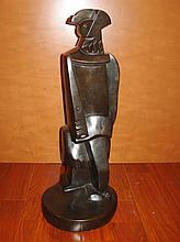 JACQUES LIPCHITZ RUSSIAN-LITHUANIAN BRONZE