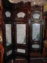 Exquisite Lavendar imperial Jade Screen