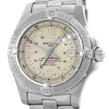 Breitling Super Ocean Steelfish watch