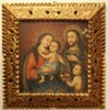 OLD MASTER RELIGIOUS OIL PAINTING ON CANVAS