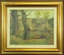 ODON EDMOND MIKLOSI-MUTSZHENBACHER (1881-1942) PT
