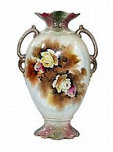 ANTIQUE ROYAL FENTON FLOWER VASE