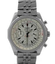 Breitling Bentley Motors T Speed Silver watch
