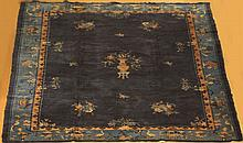 REPBULIC PERIOD HAND WOVEN CHINESE RUG 11' x 8'