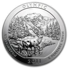2011 5 oz Silver ATB Olympic National Park, WA #22180v3