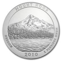 2010 5 oz Silver ATB Mount Hood National Park, OR #22186v3