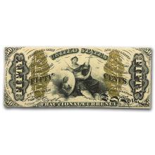 SPECIMEN 3rd Issue Fractional Currency 50 Cents CU (FR#1343S) #31331v3