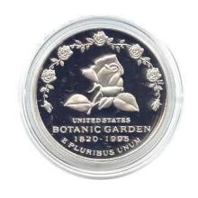 US Commemorative Dollar Proof 1997-P Botanic Gardens #28936v3