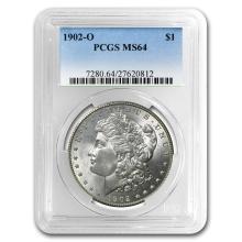 1902-O Morgan Dollar MS-64 PCGS #22131v3