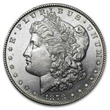 1878-S Morgan Dollar BU #22071v3