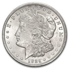 1921 Morgan Dollar BU #22056v3