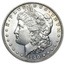 1900-S Morgan Dollar BU #22143v3