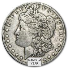 1878-1904 Morgan Silver Dollars VG-VF #22054v3