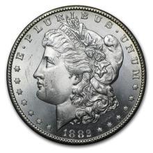 1882-CC Morgan Dollar BU #22139v3