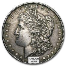 1878-1904 Morgan Silver Dollars XF (Random Years) #22058v3