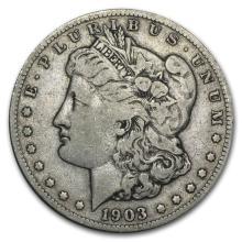 1903-S Morgan Dollar Fine #22136v3
