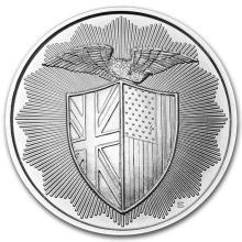 1 oz Silver Round - Royal Mint Refinery (RMR) #21642v3