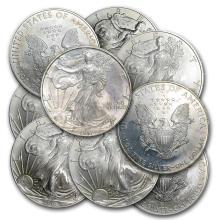 1 oz Silver American Eagle (Cull, Damaged, etc.) #21379v3