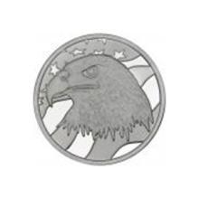 Pledge Of Allegiance .999 Silver 1 oz Round #99141v2