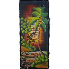 Haitian Acrylic Painting on Canvas - Haiti #87430v2