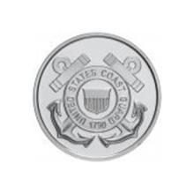 US Coast Guard .999 Silver 1 oz Round #99142v2
