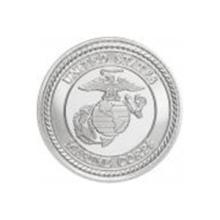 US Marines .999 Silver 1 oz Round #99144v2