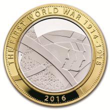 2016 Great Britain Silver  #22343v3