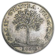 1660 France Silver Jeton #31209v3