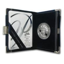 Platinum American Eagle Proof 2008 One Ounce with Box #28543v3