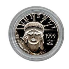 Platinum American Eagle Proof Half Ounce Capsule Only (Dates Our Choice) #28545v3