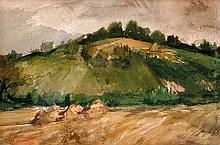 Ignác Kokas (Hungarian, Hungarian, 1926-2009), Hills