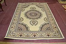 Machine made rug 5'x7'