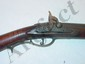 T. Ketland & Co black powder rifle, tiger maple stock, 63