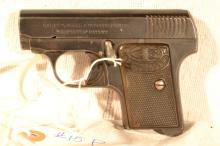 Destroyer 6.35mm semi-automatic pistol, s#73786