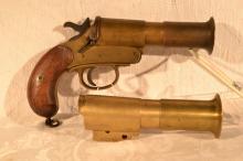 British WWI Webley & Scott Ltd. No. 1 Mk III 1