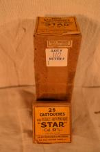 Ammo: approximately 125rds Star 9mm