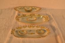 19pc. Nippon porcelain dishes