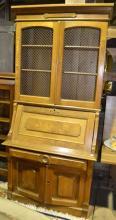 Victorian style secretary bookcase, 82