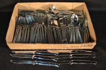 Gorham stainless flatware service