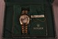 LADIES 18K GOLD PRESIDENTIAL ROLEX WRIST WATCH
