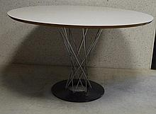 Isamu NOGUCHI (1904-1988) table Cyclone Dining Tab
