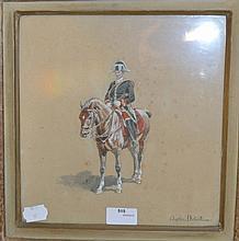 Charles Jean-Baptiste DETAILLE (XIX), Venerie impe